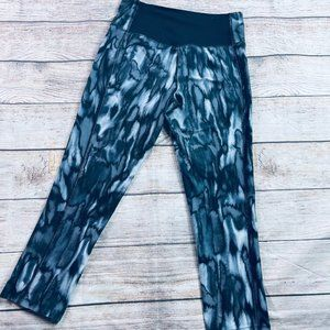Nike dri-fit athletic legging Womens S white/black